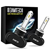 Automotive : BEAMTECH 880 LED Headlight Bulb, 50W 6500K 8000Lumens Extremely Brigh 885 893 899 CSP Chips Conversion Kit