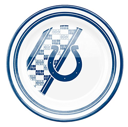 NFL Indianapolis Colts Melamine Dinner Plate