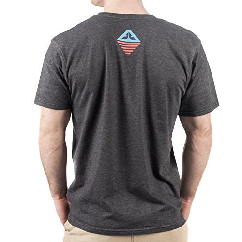 American Flag USA T Shirt: Red, White and Blue Graphic Tees for Men, Women, Teens and Kids - Small by Epivive (Image #2)