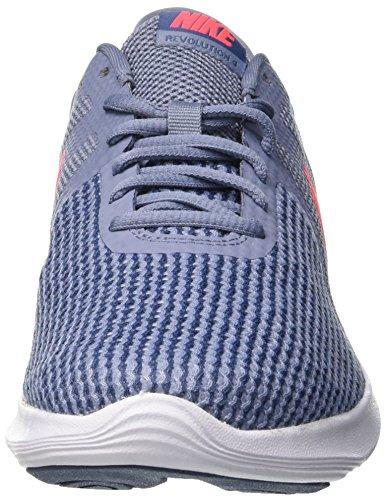 Slate 001 Blue Crimson Chaussures De Nike Eu Fitness 4 ashen Homme flash Multicolore diffused Revolution 1UzBqp