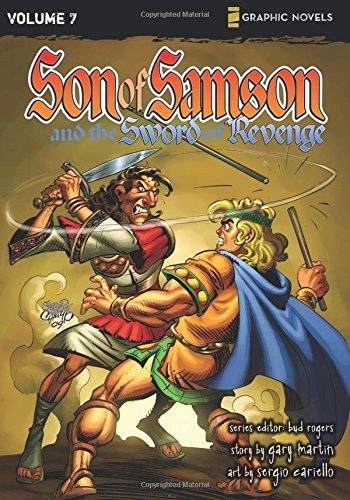 (The Sword of Revenge (Z Graphic Novels / Son of Samson))