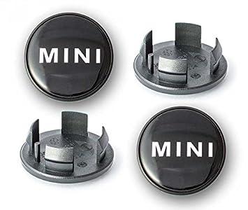 Embellecedores de tapacubos Mini (4 unidades de 54 mm): Amazon.es: Coche y moto