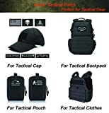 Tactical Punisher Patches, Antrix 5 Pack Mix
