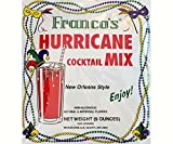 Franco's Hurricane Cocktail Mix, 9 Ounce (Pack of 12)