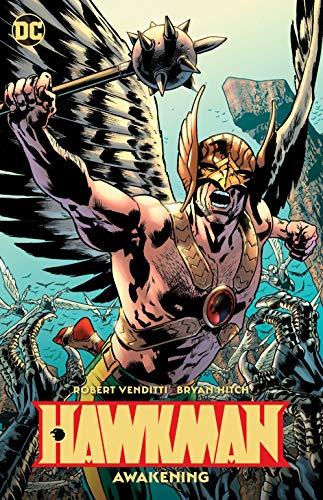 Image of Hawkman Vol. 1: Awakening