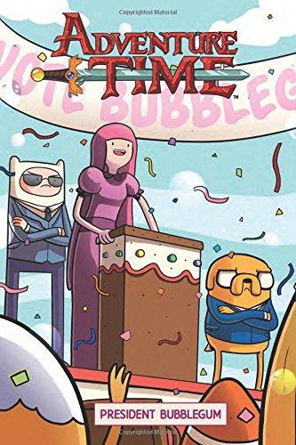 Adventure Time Original Graphic Novel Vol. 8: President Bubblegum