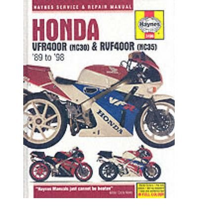 [(Honda VFR400 and RVF400 V-fours, 1989-97)] [Author: Matthew Coombs] published on (June, 1998)