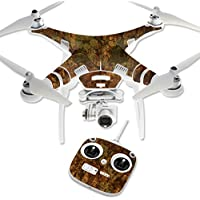 Skin For DJI Phantom 3 Standard – River Stones | MightySkins Protective, Durable, and Unique Vinyl Decal wrap cover | Easy To Apply, Remove, and Change Styles | Made in the USA
