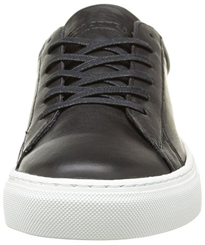Jack & JonesJjgalaxy Leather Sneaker Anthracite - Zapatillas hombre Marrón - Brown (Anthracite)