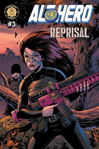 Book cover from Alt-Hero #3: Reprisal (Alt★hero) by Vox Day