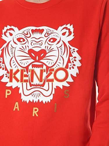 Kenzo Luxury Fashion Herren FA55SW1264Z521 Rot Baumwolle Sweatshirt | Frühling Sommer 20