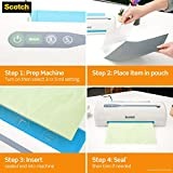 Scotch Thermal Laminating Pouches, 8.9 x