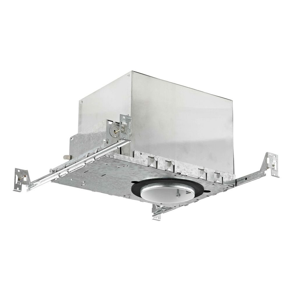 4'' New Construction GU10 Recessed Can Light IC and Airtight Rated by Dolan Designs (Image #1)