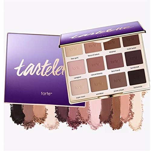 tarte Tartelette Amazonian Clay Matte Eyeshadow Palette. 100% Authentic by ThePrincessStories39