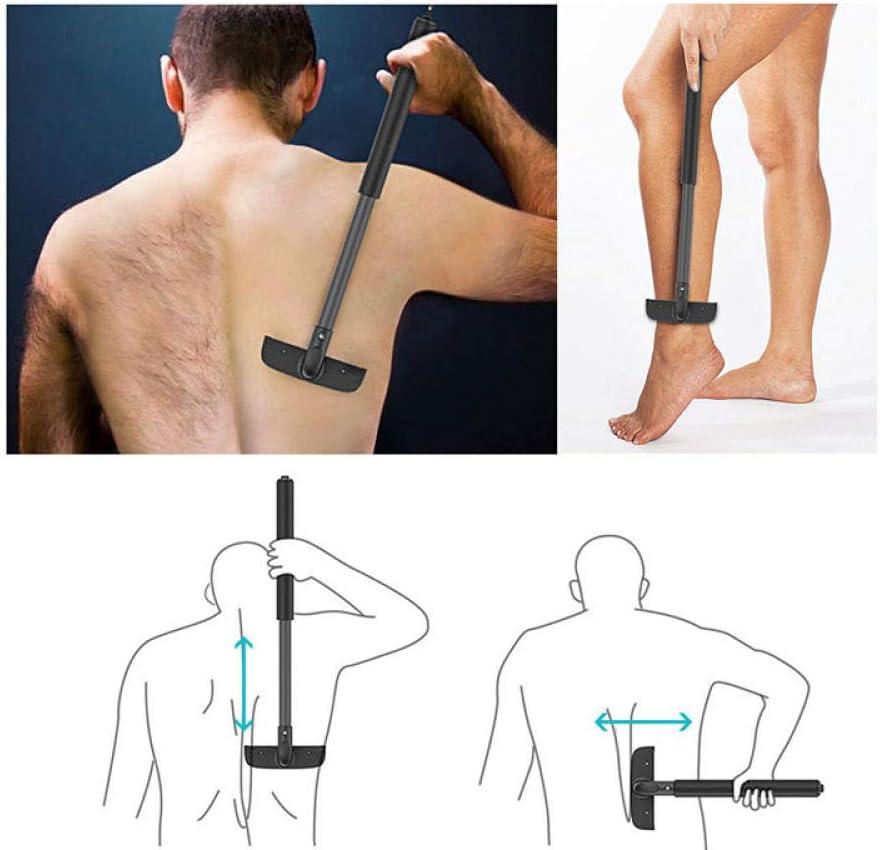 Afeitadora Para Espalda Y Cuerpo, Navaja De Afeitar Grande Con ...