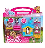 Barbie Dog Park Pets Play Set, Multicolor