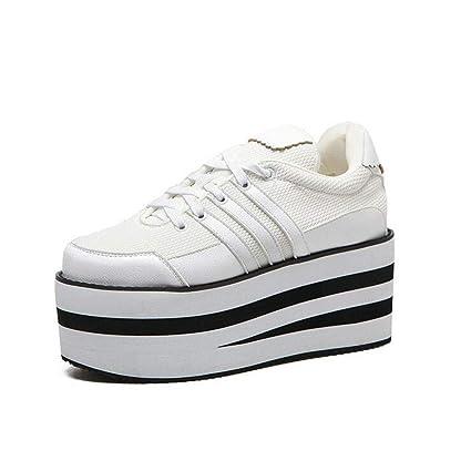 ba0566de49236 Amazon.com: Hy Women's Casual Shoes,Spring/Fall Leather Comfort ...