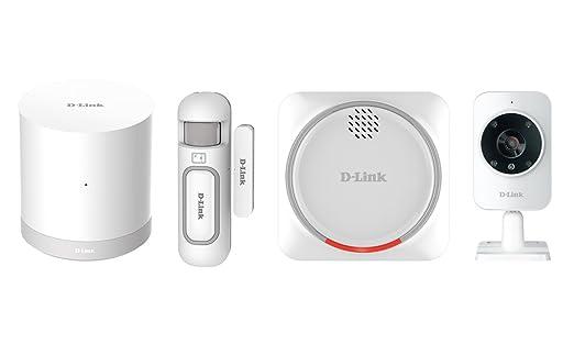 122 opinioni per D-Link DCH-107KT Kit di Sistema di Sicurezza Domestico HD Wi-Fi, Sensore per