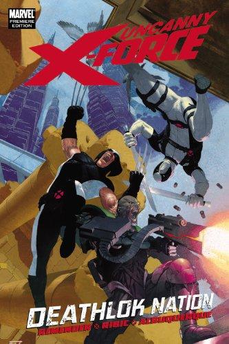 Uncanny X-Force: Deathlok Nation