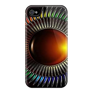New Arrival Abstract For Iphone 4/4s Case Cover by icecream design