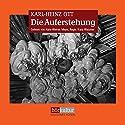 Die Auferstehung Hörbuch von Karl-Heinz Ott Gesprochen von: Hans-Werner Meyer
