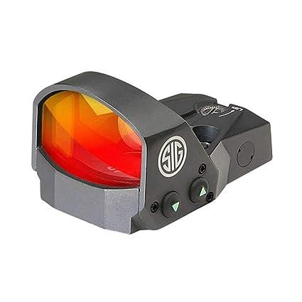 Sig Sauer Romeo 1 Mini Reflex 1x30mm 3 MOA Red Dot 1 0 MOA Handgun