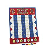 Bestbuystore US plinko style wood disk drop game BIRTHDAY PARTY GAME carnival circus theme FUN