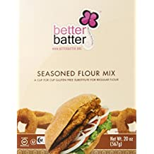 Better Batter Seasoned Flour, 20 Ounce