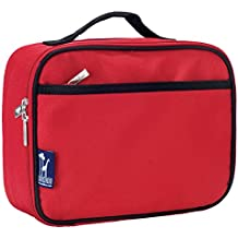 Lunch Box, Wildkin Lunch Box, Insulated, Moisture Resistant, and Easy to Clean with Helpful...