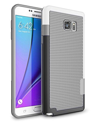 Slim Shockproof Case for Samsung Galaxy Note 5 N920 (White) - 7