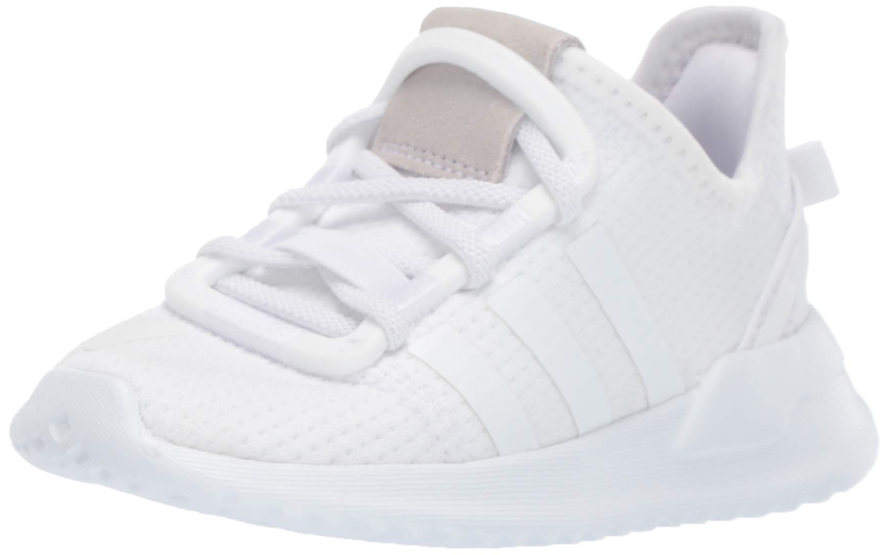 adidas Originals Baby U_Path Running Shoe, White, 5K M US Toddler