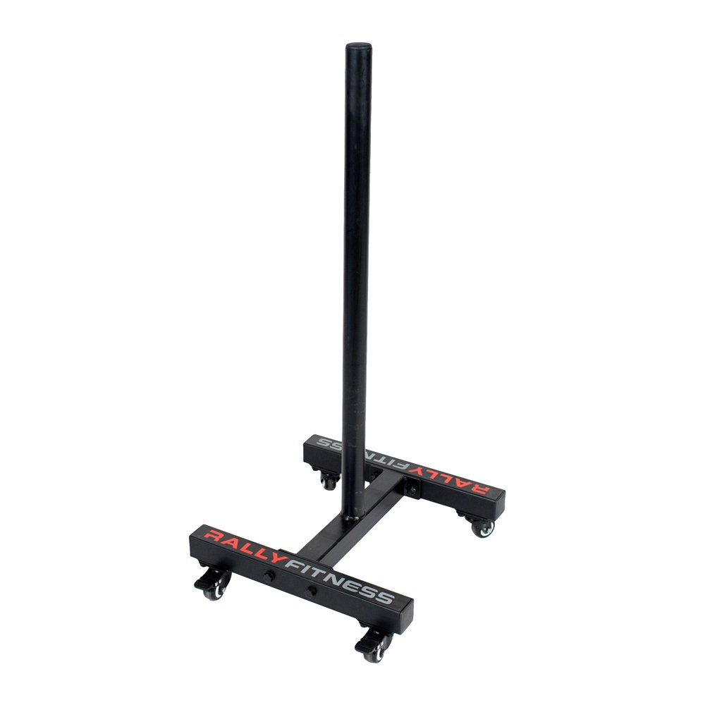 Rally Fitness Bumper Plate Weight Stacker by Rally Fitness