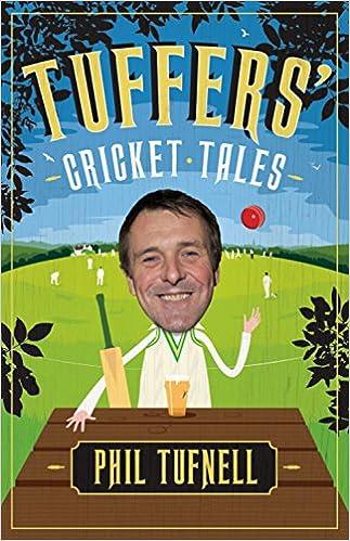 Book Tuffers' Cricket Tales
