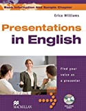 Business Skills: Presentations in English: Find your voice as a presenter / Student's Book with DVD