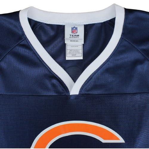 60%OFF Chicago Bears NFL Womens GREG OLSEN   82 Fashion Dazzle Jersey bd0109f63