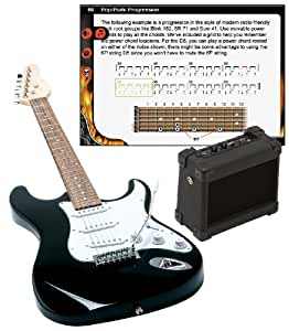 emedia teach yourself electric guitar pack musical instruments. Black Bedroom Furniture Sets. Home Design Ideas