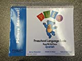 img - for Preschool Language Scale: Picture Manual, Spanish (Spanish Edition) by Irla Zimmerman (2002-04-03) book / textbook / text book