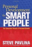 Book Cover for Personal Development for Smart People: The Conscious Pursuit of Personal Growth