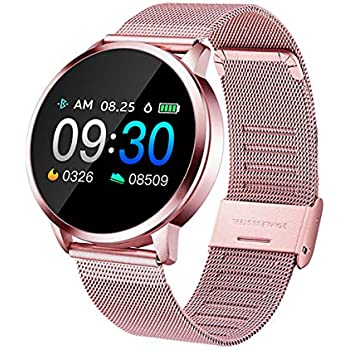 Amazon.com: evelove Fitness Tracker, Heart Rate Monitor ...