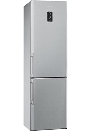 Smeg FC400X2PE Independiente 356L A++ Acero inoxidable nevera y ...