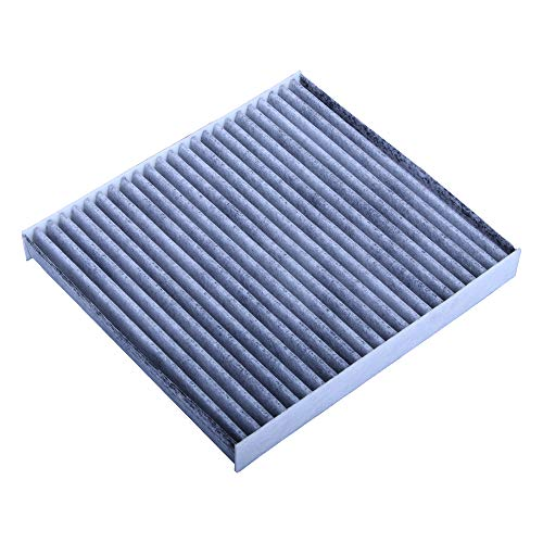 LAMDA 68318365AA Cabin Air Filter Includes Activated Carbon For 2016-2017 Dodge Ram 1500 2500 2016-2018 Dodge Ram 3500