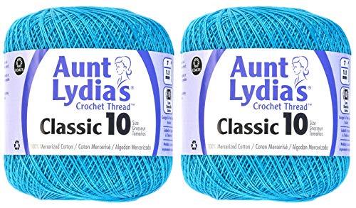 2-Pack - Aunt Lydia Cro Cottn Parakeet (154.0451)