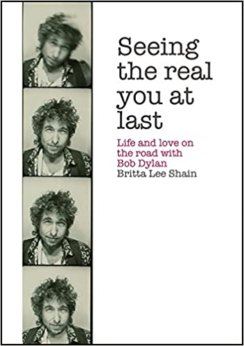Risultati immagini per seeing the real you bob dylan libro