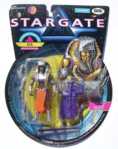 - Stargate Animated Series Ra Ruler of Abydos Action Figure