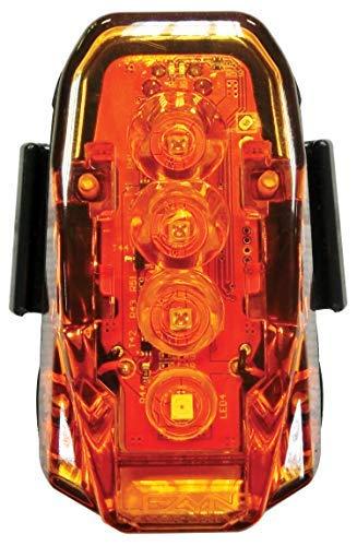 Lezyne KTV2 Drive 10 Rear Bike Light Black