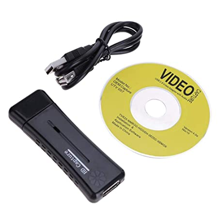 Hihey USB 2.0 Monitor de Tarjeta de Captura HDMI Tarjeta de ...