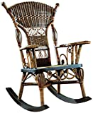 Spice Islands Millie Rocker, Brown Wash