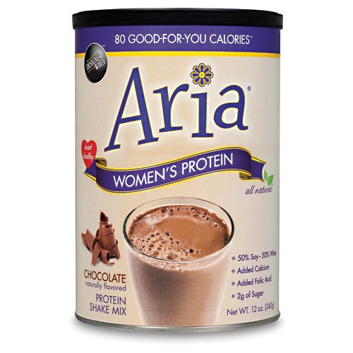 Aria Womens Protein Chocolate - Designer Whey Aria Womens Protein Chocolate - 12 oz
