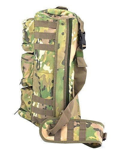 GXS GH New Fashion Military Tactical Camping Tasche Rucksack grün Camo EDC jeden Tag Carry