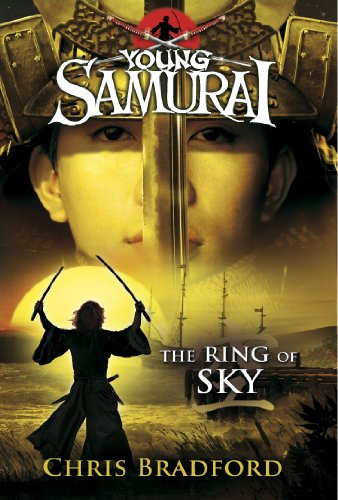 Book cover for Young Samurai: The Ring of Sky